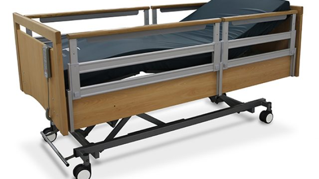 Socio-sanitary bed