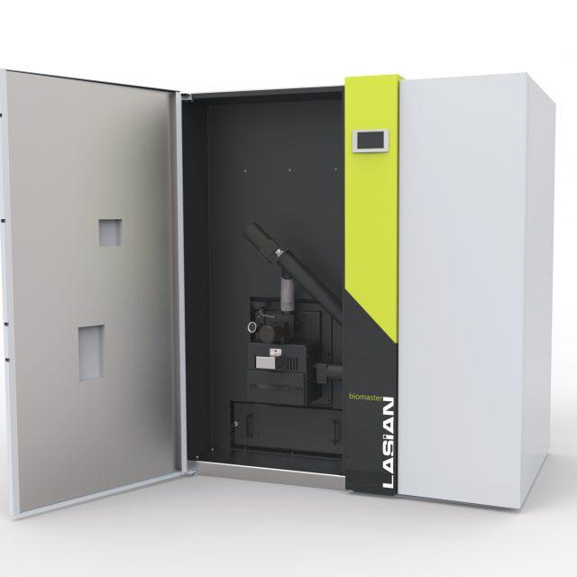 Caldera biomasa Biomaster