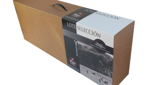Embutidos Flor, packaging