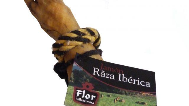 Etiquetas Embutidos Flor