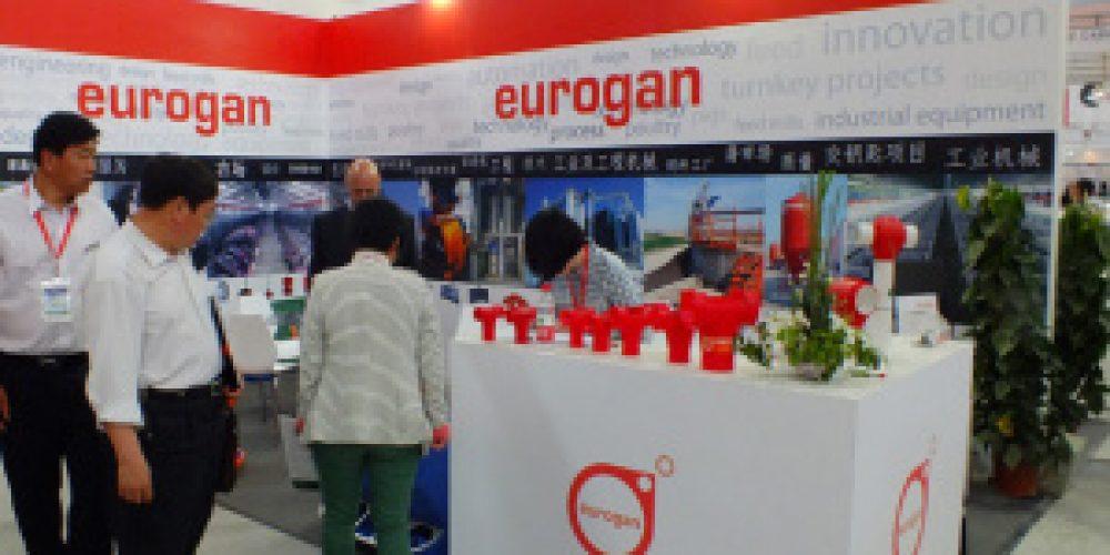 Estand para Eurogan